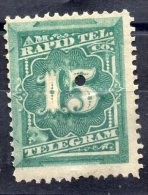 N°56-58-59 - NEUFS - Telegraph Stamps