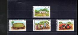 TOGO 900 + A 323/325** SUR LE DEVELOPPEMENT DE L AGRICULTURE - Togo (1960-...)
