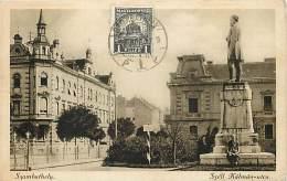 Ref 351-hongrie -szombathely   /-carte Décollée -voir Dans Description -/see Description - - Hongrie