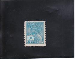 COMMERCE 1000 R BLEU-VERT N° 208 NEUF SANS GOMME  YVERT ET TELLIER 1928-41 - Unused Stamps