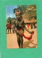 DAKAR SENEGAL L'AFRIQUE EN COULEURS  DANSE DU MOUCHOIR - Danses