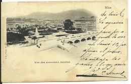 1909  ESCANER DORSO - Parks