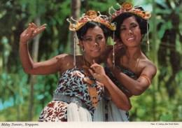 SINGAPOUR MALAISIE DANSE - Danses