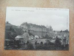 THOUARS - Le Château - Vue Générale - Thouars