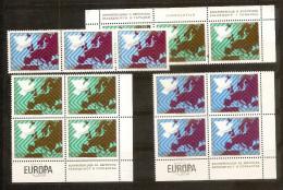 1977 Jugoslavia Yugoslavia CONFERENZA EUROPA EUROPE 7 Serie Di 2v. (1580/81) MNH** - 1945-1992 Repubblica Socialista Federale Di Jugoslavia