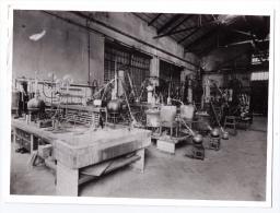 Intéressante Photo Simili Saint-Fons (Rhône), Société Chimique Des Usines Du Rhône, Fin Des Années 1920 - Luoghi