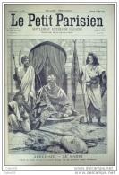 LE PETIT PARISIEN-1896-373-MAHDI ABDUL AHI ABYSSINIE-DERVICHES/KASSA LA- - Le Petit Parisien
