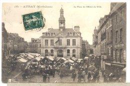 AURAY   MARCHE - Auray