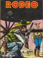 RODEO N° 358 Du 5 Juin 1981 Edition LUG NMPP - Rodeo