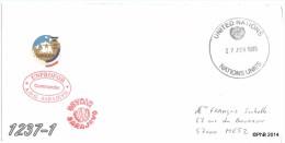 MARCOPHILIE Militaire POSTAL HISTORY BPM Sarajevo ONU - Postal Stationery