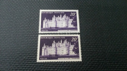 N° 924 (2 Timbres) Neuf ** Gomme D'Origine  TB - Unused Stamps