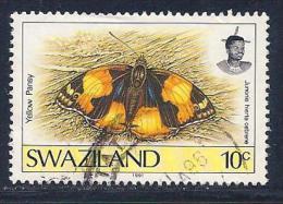 Swaziland, Scott # 601 Used Butterfly, 1992 - Swaziland (1968-...)