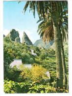 Spain - La Gomera - Hermigua - Roques De San Petro - Gomera