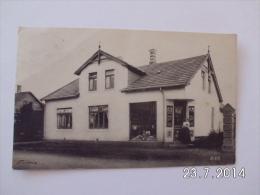 Odense. -  På Facaden = Marius Lytjen. (12 - 5 - 1919) - Danemark