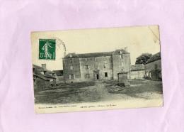LE PIN - Château Des Dureau - Autres Communes