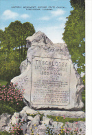 Alabama Tuscaloosa Historic Monument Second State Capitol - Tuscaloosa