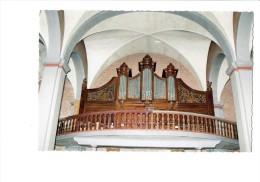 25 - Doubs - MOUTHE  - LES ORGUES - Orgue Organ Orgel - 6 Novembre 2008 - Mouthe