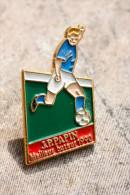 "Très Beau Pin´s ""Jean-Pierre Papin, Meilleur Buteur 1990"" - Fútbol"