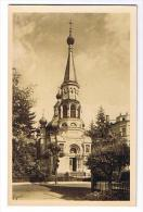 Franzensbad Pravoslavny Kostel Frantiskovy Lazne - Tschechische Republik