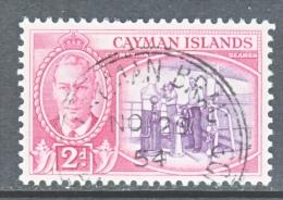 CAYMAN ISLANDS  126   (o)  SAILORS - Cayman Islands