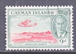 CAYMAN ISLANDS  130   (o)   HARBOUR - Cayman Islands