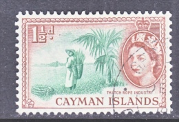 CAYMAN ISLANDS  138   (o)   ROPE  INDUSTRY - Cayman Islands