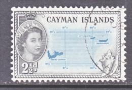 CAYMAN ISLANDS  140   (o)   MAP - Cayman Islands
