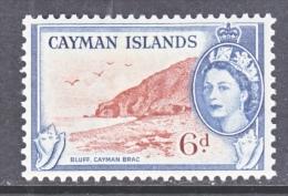 CAYMAN ISLANDS  143  *  BLUFF - Cayman Islands