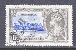DOMINICA  91  (o) - Dominica (...-1978)