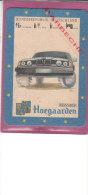 Sous Bocks Forme Carte-Postale  HOEGAARDEN .- Bundesrépublik Deutschland  Weissbier  BMW - Portavasos