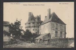 DF / 86 VIENNE / SAINT-GENEST D'AMBIÈRE / LE CHÂTEAU D' ABAIN - France