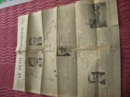 Journal  -Quotidien  ( Le Petit Dauphinois De 1929 - Kranten