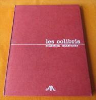 16 Images Transfusine Les Colibris - 26 X 20 Cm - Vieux Papiers