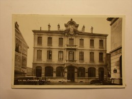 Carte Postale - OYONNAX (01) - Hôtel Des Postes - Obliteration Timbres  (12&13B/430) - Oyonnax