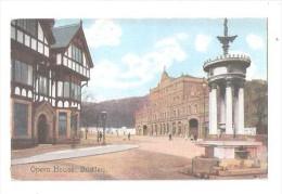 Postcard DUDLEY Staffordshire Opera House , DUDLEY Unused, Nr WEST BROMWICH England - Sonstige