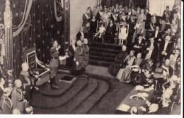 AVENEMENT DU ROI LEOPOLD III - Inaugurations