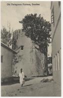 Tanzanie. Zanzibar. Old Portuguese Fortress. - Tanzanie