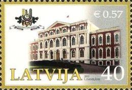 Latvia 2013 Mih. 872 Latvian Agricultural University MNH ** - Latvia