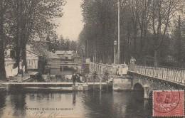 27 LOUVIERS  - Quai Des Lavandières - Louviers