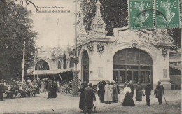 54 Exposition De NANCY  - Consortium Des Brasseries - Nancy
