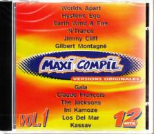 FDJ CD PUB FRANCAISE DES JEUX MAXI COMPIL 12 HITS VERSION ORIGINALE NEUVE SOUS FILM TITRES : N'Trance... - Compilations