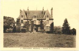 56/CPA - Pleucadeuc - Chateau De La Prévotais - France
