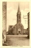 56/CPA - Pleucadeuc - L'Eglise - Autres Communes