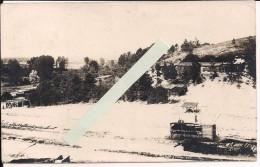 Nord Pas De Calais Artois IR 153 Hiver Dépot De Matériel Près D´une Mine    WWI Ww1 14-18 1.wk 1914-1918 Poilus - War, Military