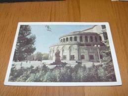 Erevan. A. Spendiarian Academic State Theater Of Opera And Ballet Armenia - Armenia