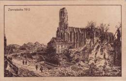 CPA 14-18 ZONNEBEKE 1915 - RIR 241 (A75, Ww1, Wk1) - Zonnebeke