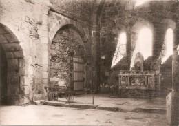 87 ORADOUR SUR GLANE Détruit Le 10 Juin 1944 Choeur De L´Eglise - Oradour Sur Glane