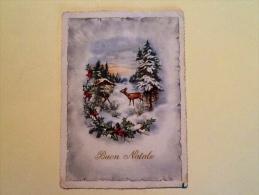 BUON NATALE VIAGGIATA W - Weihnachten