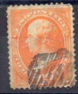 N°46 - 15c  Orange - Oblitéré - Oblitérés