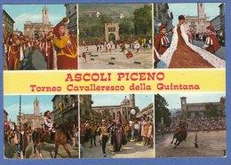 ASCOLI PICENO  - TORNEO DELLA QUINTANA  -F/G Colore (40809) - Ascoli Piceno